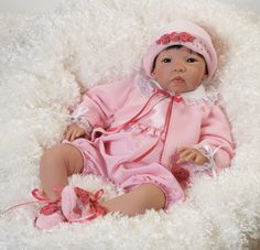 Looking for Asian Baby Dolls with great customer reviews?  Checkout Nischi. You'll fall in love with this cutie! She's the one Asian baby doll you don't want to miss!