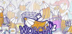 """Worchy! Un crucipuzzle incredibilmente divertente per iPhone e Android! Appassionati di crucipuzzle esultate!  Con """"Worchy!"""" per iPhone e Android potrete godervela alla grande con più di 300 livelli gratuiti (e molti altri disponibili via acquisti in-app) e svariate mo #cruciverba #puzzle #android #iphone"""