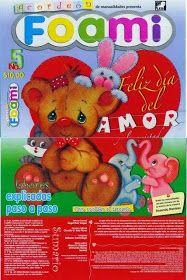 Revistas de manualidades san valentin - Revistas de manualidades gratis Yoshi, Diy Crafts, Dolls, Magazines, Funny, Check, Happy Day, Feltro, Scrappy Quilts