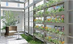 大阪 外構 エコリスで壁面緑化を楽しもう♪:大阪店 天王寺駅から徒歩5分 外構 近隣 お得情報ブログ