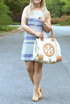 great casual dress, perfect for summer!