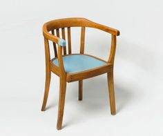 Stuhl Dadamimos, blau