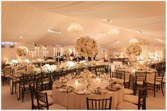 Alicia & Joel's Wedding, Private Estate in Bakersfield | Details, Details - Wedding and event planning neutral color palette, soft lighting, white tent, sophistication, pure elegance, glam, black and white, chandeliers, rustic charm, carpeted flooring