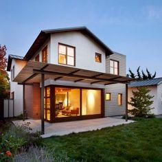 Palo Alto Residence   Arcanum Architecture Modern Pergola Designs, Modern  Patio, Modern Barn,