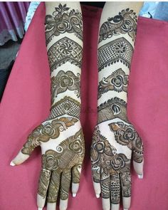 Here are the best Full Hand Mehndi Design Images. Henna Hand Designs, Dulhan Mehndi Designs, Mehendi, Mehndi Designs Finger, Leg Mehndi, Latest Bridal Mehndi Designs, Legs Mehndi Design, Full Hand Mehndi Designs, Mehndi Designs For Girls