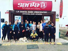 #Surflessons @lasantaprocenter  #surflanzarote #surfteguise #surf #lanzarotesurf #famara #lanzarote #islascanarias #surfcanarias http://ift.tt/SaUF9M