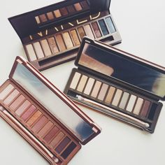 naked palettes #urbandecay i have 2 and 3 already i just REALLY need 1