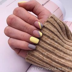 40 Incredible Pastel Nail Designs You'll Glamorous Pastel Nail Art Ideas Trends Pastel colors nails are trending for a jiffy not and it appears that this trend is here to remain with for a bit longer. Fabulous Nails, Perfect Nails, Cute Nails, Pretty Nails, Acrylic Nails, Gel Nails, Nailart, Colorful Nail, Nail Polish