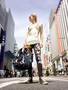 直yogajaponythm in ginza sunny day☀️ #直yogajaponythm#腹活#ハラカツ Yoga Wear, Sexy