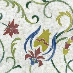"New Ravenna Mosaics ""Crushed It""!! 