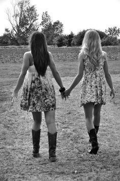 All I need is my bestfriend!