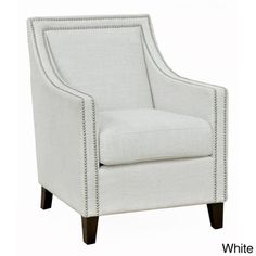 Hd Designs Morrison Accent Chair quick view signature design by ashley klorey accent chair starting at Overstockcom Bella Ivory Club Chair The Bella Ivory Club Chair Features