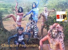Multi Talented Ground Crew African Animals, Zulu, Traditional, Face, The Face, Zulu Language, Faces, Facial