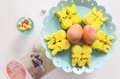 Watercolor Easter Egg DIY tutorial #Easter #crafts