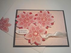 PPA238 Wedding Card by monsyd2 - Cards and Paper Crafts at Splitcoaststampers