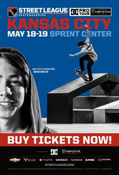 Street League 2012 kicks off in Kansas City in only 28 days! Who's stoked!?