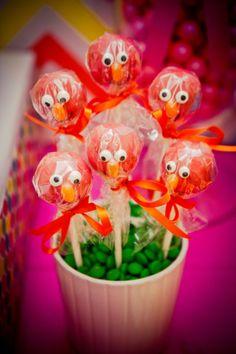 Girly Elmo Birthday Party   Project Nursery