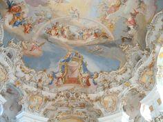 Interior Neuschwanstein Sleeping Beauty Castle | Neuschwanstein Castle | Learning to Walk in Stilettos