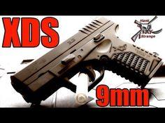 Best Springfield Armory XDS 9mm Reviewvidzvidz Xds 9mm, Springfield Armory, Survival Tools, Rifles, Hand Guns, Compact, Arms, Shops, Fire