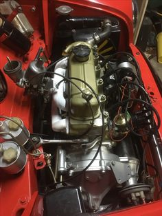 Morris Mini 1967 restoration