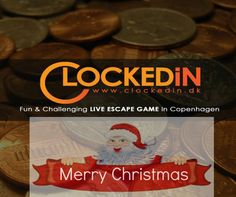 Happy Holiday :) :) Make your holiday more specials @ www.clockedin.dk #MerryChristmas