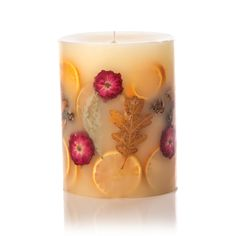Botanical Candle - Clementine & Clove