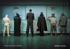 20 Propagandas Criativas sobre o #Halloween #ad #propaganda #inspiração #inspiration