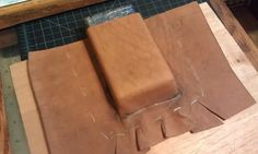 Material Experiment: Leather Forming | Materials and Processes @ UW