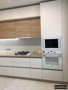 интерьер кухни 9 кв м секреты удачного дизайна Kitchen Room Design, Kitchen Cabinet Design, Modern Kitchen Design, Kitchen Decor, Kitchen Cabinets, House Design, Flooring, Interior, Home Decor