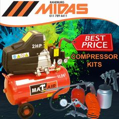 Extra on kits available exclusively from Air Compressor, Power Tools, Kit, Instagram, Electrical Tools