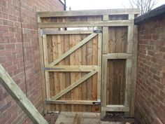 building your own garden gate - Google Search