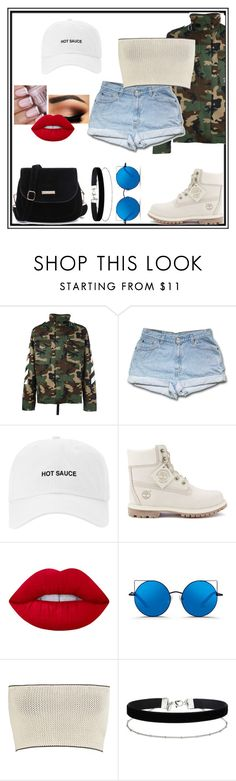 """""""Don't rush"""" by charlie567 ❤ liked on Polyvore featuring MSGM, Timberland, Lime Crime, Matthew Williamson, Calvin Klein Collection and Miss Selfridge"""