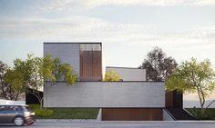 "58 Likes, 1 Comments - Tacher Arquitectos (@tacherarquitectos) on Instagram: ""Casa CGL — Tacher Arquitectos: Arquitectos: Alberto Tacher, Ana Paula González Luna #arquitectura…"""