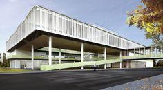 Proposta para o Concurso Anexo da Câmara Municipal de Porto Alegre / Brandão Gabriele Arquitetos