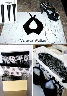 Shoe by Verusca Walker