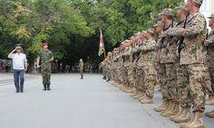 32-ят контингент заминава за Афганистан със знамето на Стара Загора