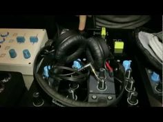 Ean Golden   What's In Your DJ Bag: Midi Fighter 3D,   Midi Fighter Pro Cue Master,   Chroma Caps,   Traktor Kontrol Z2,   Westone In-Ear Monitors,   Kontrol Travel Case (X1/F1),    AViiQ Controller Stand.
