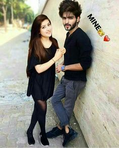 So much beautiful n just like a rocking dpp Hot Couples, Couples Images, Muslim Couples, Romantic Couples, Girly Pictures, Cute Couple Pictures, Love Photos, Stylish Couple, Stylish Boys