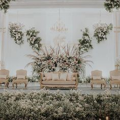 Wedding Reception Backdrop, Engagement Decorations, Outdoor Wedding Decorations, Flower Decorations, Sage Green Wedding, Marriage Decoration, Background Decoration, Wedding Background, Wedding Vendors