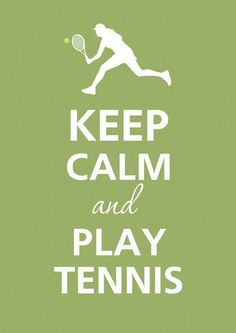 Strange but true that #tennis can be so invigorating (and some days, so frustrating) but overall it is calming. #Quote #LookGoodPlayGood #OnCourtwithCortiglia http://www.cortiglia.com/
