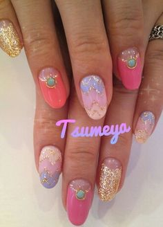 nail art for Summer