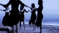 Magic beach ocean Witch spells. Wicca.