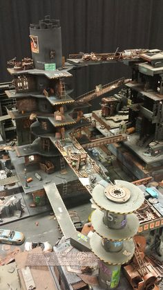 613 Best Cardstock Terrain images in 2017 | 40k terrain