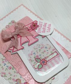 Greenwood Girl Cards: Paper Sweeties September Release Party