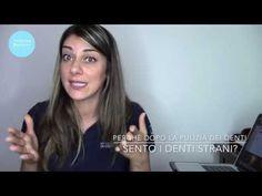 Perché dopo la pulizia dei denti sento i denti strani? - YouTube