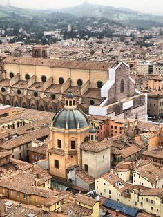 Bologna - Italy (von Daniel Vinuesa)