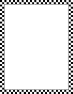 checkerboard template