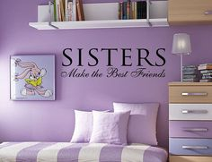Childrens Decor Wall Decal  Childrens Wall by VillageVinePress, $14.95