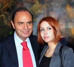 Bruno Vespa & Linda d festa del poliziotto 2010 hotel ritz roma