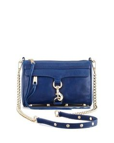 89d3c40b79 Rebecca Minkoff Mini MAC Clutch Cross-body Bag